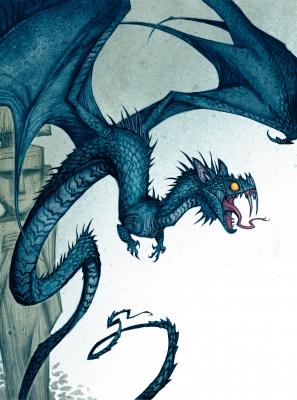 Пьючен. Иллюстрация Юхана Эгеркранса