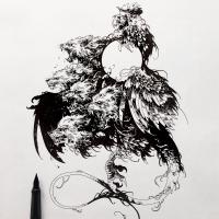 Порескоро. Иллюстрация Ивана Беликова