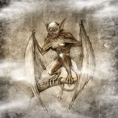 Лядашцик. Рисунок Евгения Кота