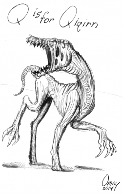 Кикирн. Иллюстрация Дэвида Мёрка