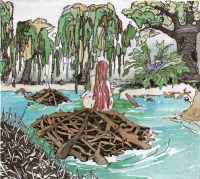 Расамаха. Иллюстрация Алексея Навицкого