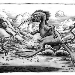 Роперит. Иллюстрация Ричарда Свенссона
