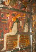 Зайцеголовый демон подземного мира. Фрагмент росписи фиванской гробницы