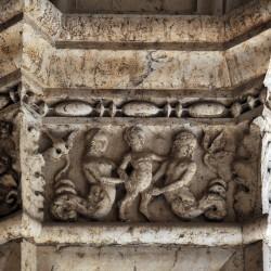 Сатир и русалки (барельеф на Дворце дожей, Венеция)