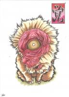 Сатори. Рисунок Сёта Котакэ