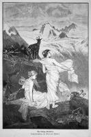 """Зелигены. Иллюстрация из журнала """"Die Gartenlaube"""", 1887"""