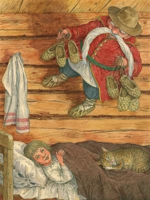 Бай. Иллюстрация Валерия Славука