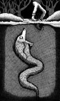 Снежный вассет. Иллюстрация Тома Мида
