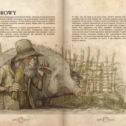 Dworowy (Дворовой). Иллюстрация Павла Зыха (Paweł Zych)
