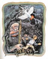 Таргылтыш. Иллюстрация Е.В.Титовой