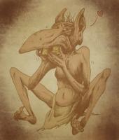 Киллмулис. Рисунок Сигрид Куад (Ceallach)
