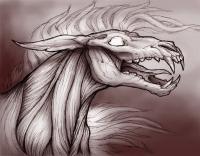 Nightmare VII. Рисунок S.M.Bittler (Synnabar)