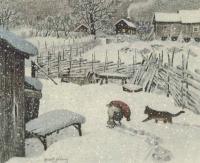 Ниссе. Иллюстрация Харальда Виберга
