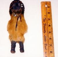 Алэл. Кетская кукла-оберег
