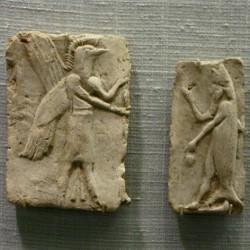 Ануннак и Лахама. Ассирийские таблички