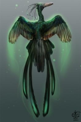 Эрциния. Иллюстрация Винсента Ковьелло
