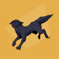 Тибицена. Иллюстрация Трэйси Шепарда