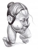 Тунитуайеюк. Рисунок Майка Остина