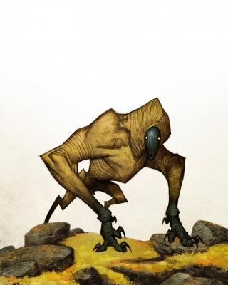 Тупилак. Иллюстрация Юхана Эгеркранса