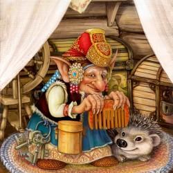 Воструха. Иллюстрация Владимира Аржевитина