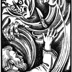Встречник. Иллюстрация Надежды Антиповой