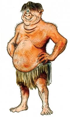 Ямаваро. Иллюстрация Ричарда Свенссона
