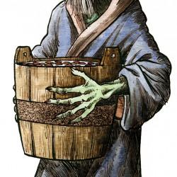 Адзуки-арай. Иллюстрация Ричарда Свенссона