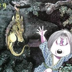 Сагари на иллюстрации Шигеру Мизуки (Shigeru Mizuki, 水木 しげる)