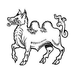 Иппотрилл. Геральдическое изображение