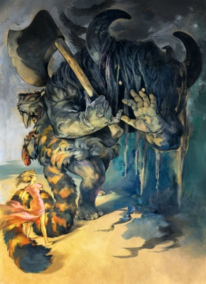 Они. Иллюстрация Юкари Масуки